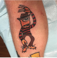 Loyal pawn @larry_at_eleven with an epic toy tat via @richardarenttattooer toymachinetattoo: 0 Loyal pawn @larry_at_eleven with an epic toy tat via @richardarenttattooer toymachinetattoo