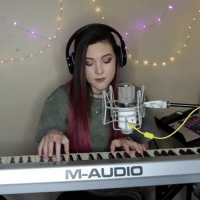 0  M-AUDIO Im so in love with this Say You Won't Let Go ~ This Town @taylorfeltmusic