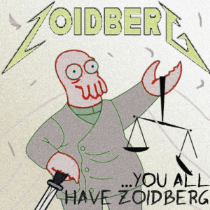 Tumblr, Blog, and Http: 0  OU ALL  HAVE ZOIDBERG scifiseries:  One album art, please