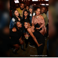 Memes, Party, and Prince: 0  Prince Williams/ATLpics.Net BallerAlert - spotted - GabrielleUnion ToyaWright CynthiaBailey KeshiaKnightPulliam MimiFaust KeriHilson tiffanyhaddish and more at Union's Book Tour After Party at Boogalou Lounge Last Night in Atlanta (pics @atlpics) (swipe)