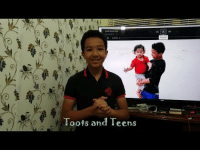 Awesome 3: 0  Toots and Teens Awesome 3