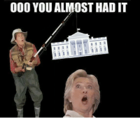 Don't cry Hillary lmao.: 000 YOU ALMOST HAD IT Don't cry Hillary lmao.