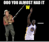 SO close!: 000 YOU ALMOST HAD IT  @HBAMEMES SO close!