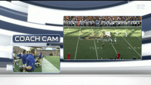 Listen in on Sean McVay's call of @dakota_allen40's big tackle for loss 🔈⬆️  #DALvsLAR on @NFLNetwork https://t.co/gSuFWbioFl: 02  COACH CAM  DAMS Listen in on Sean McVay's call of @dakota_allen40's big tackle for loss 🔈⬆️  #DALvsLAR on @NFLNetwork https://t.co/gSuFWbioFl
