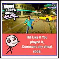 dude: 04:07  gRand  500000012  0100  nheFT  SWAT  www instagrar com/im high dude  Hit Like If You  played it  Comment any cheat  code. dude