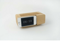 """Iphone, Target, and Alarm: 06:59 <p>iPhone Alarm Dock. From <a href=""""http://www.shareasale.com/r.cfm?u=439386&amp;b=336920&amp;m=5108&amp;afftrack=&amp;urllink=www%2Ebustedtees%2Ecom%2Fiphonealarmdock"""" target=""""_blank"""">Busted Tees</a></p>"""