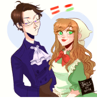 Love, Target, and Tumblr: 07  2014 enyoss: Mama I am in love with A Criminal ♫ headcanon: Actually,That's what Austria sang.