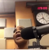 Donkey, Memes, and 🤖: :09:00  L0  3. Monique addresses CharlamagneThaGod about getting 'Donkey of the Day'