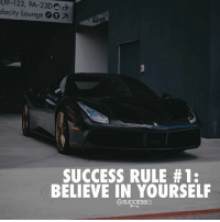 Shoutout to @successes since these guys are always delivering the best posts 👌: 09-123, 9A-23D  elocity Lounge  T  SUCCESS RULE #1:  BELIEVE IN YOURSELF  @SUCCESSES Shoutout to @successes since these guys are always delivering the best posts 👌
