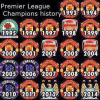 Who will win the 2015 PremierLeague ?: Premier League  Champions history 1993 1994  CHES  19957 1996 (1997 1998 1999  2000) 2001 2002 2003 2004  ELSE  EMELs  2005 2006 2007 2008 2009  MELS  2010 2011 2012 2013 2014 Who will win the 2015 PremierLeague ?