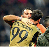 Soccer, Recognize, and Real Recognize Real: 0NNARUMMA Real recognize real.