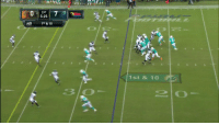 Jay Cutler goes deep and... Oh my, @DeVanteParker11. 😳  What a grab! #MIAvsPHI https://t.co/SCvIgEqY5f: 1 1ST  5:25  :40  1ST & 10  1st & 10  20 Jay Cutler goes deep and... Oh my, @DeVanteParker11. 😳  What a grab! #MIAvsPHI https://t.co/SCvIgEqY5f