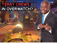 Terry Crews + Overwatch is a match made in heaven 👼: 1:23 STOP THE PAYLOAD  TERRY CREWS  IN OVER WATCH? Terry Crews + Overwatch is a match made in heaven 👼