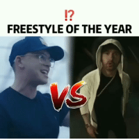 Memes, 🤖, and Comment: 1?  FREESTYLE OF THE YEAR Yess or no comment ur thou
