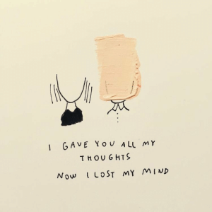 Target, Tumblr, and Yo: 1 GAVE Yo V ALL MY  Now LOST MY M IND astound:you're in my mind all day   credit