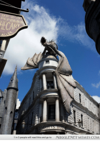 """<p>I just got back from my trip to the Wizarding World! Here is the dragon. (From my phone so might be wonky) <a href=""""http://ift.tt/1oHBYqZ"""">http://ift.tt/1oHBYqZ</a></p>: 1 in 3 people will read this and go to  MUGGLENET MEMES.COM <p>I just got back from my trip to the Wizarding World! Here is the dragon. (From my phone so might be wonky) <a href=""""http://ift.tt/1oHBYqZ"""">http://ift.tt/1oHBYqZ</a></p>"""