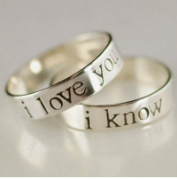 Love, Tumblr, and Blog: 1 love y  know epicjohndoe:  This Is My Type Of Ring