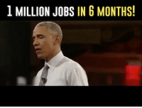 America, Anaconda, and Memes: 1 MILLION JOBS IN 6 MONTHS! Despite historic Democrat obstructionism, President Trump has worked with Congress to pass more legislation in his first 100 days than any President since Truman, appointed a Supreme Court Justice, withdrew from the Trans-Pacific Partnership, dismantling Obama-Era Regulations, President Trump Has Reduced The Debt By Over $100 Billion, Illegal crossings from border down 61%, Stock market has gained over 3 trillion dollars since he was electedBest numbers from small businesses since 1984, Saved jobs from going overseas such as intel, wal-mart, exxon mobil, carrier, ford, general motors, fiat chrysler, sprint, one web, and softbank. Trump has also created over 1 million private sector jobs since january more than any other president. liberal maga conservative constitution like follow presidenttrump resist stupidliberals merica america stupiddemocrats donaldtrump trump2016 patriot trump yeeyee presidentdonaldtrump draintheswamp makeamericagreatagain trumptrain triggered Partners --------------------- @too_savage_for_democrats🐍 @raised_right_🐘 @conservativemovement🎯 @millennial_republicans🇺🇸 @conservative.nation1776😎 @floridaconservatives🌴