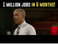 America, Guns, and Memes: 1 MILLION JOBS IN 6 MONTHS! Thank double tap if you're glad Trump won😎 . From@the_typical_liberal . . . Conservative America SupportOurTroops American Gun Constitution Politics TrumpTrain President Jobs Capitalism Military MikePence TeaParty Republican Mattis TrumpPence Guns AmericaFirst USA Political DonaldTrump Freedom Liberty Veteran Patriot Prolife Government PresidentTrump Partners @conservative_panda @reasonoveremotion @conservative.american @too_savage_for_democrats @conservative.nation1776 @keepamerica.usa -------------------- Contact me ●Email- RaisedRightAlwaysRight@gmail.com ●KIK- @Raised_Right_ ●Send me letters! Raised Right, 5753 Hwy 85 North, 2486 Crestview, Fl 32536