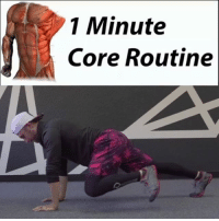 "Emoji, Memes, and Run: 1 Minute  Core Routine YOUR NEW FAVORITE CORE ROUTINE Following up last night's starter core post, let's advance things a bit and continue to build our foundation. The core is meant to react to motion and provide a stable base upon which you can produce movement through your 🚂 ""engine joints"", the hips and shoulders. This is an example of a routine I incorporate into my own training to build core stability. Like I said above, the goal is to build a stable base which you can 🔁 move around. So something like holding a static plank doesn't really do that for us because your body never has to 🌊 react to a changing environment. They're a good starting point, but you need to move past it eventually. Every movement in this routine challenges you to react to changes in shoulder and-or hip position while maintaining a ⚖ neutral spine and pelvis. Run through this routine, starting with 4 to 5 reps per movement per side and repeating 3 rounds. You may not be perfect at it to start but once you can make it through 4 to 5 rounds with ease, you're guaranteed to have a much much 💪 stronger core. Try it with a friend and then tag me in a post or story of you doing it so I can throw out some emoji 🖑 high fives! . 🎵 - F. MILLS - Winner's Circle MyodetoxOrlando Myodetox"