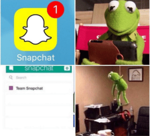Dank, Memes, and Reddit: 1  Snapchat  snapchat  Search  Team Snapchat Waking up on Valentine's Day like by Abduu75 FOLLOW 4 MORE MEMES.