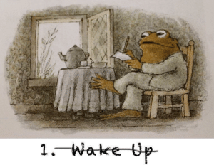 meirl: 1. Wake Up meirl