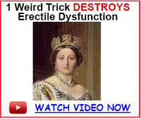 One Weird Trick: 1 Weird Trick DESTROYS  Erectile Dysfunction  WATCH VIDEO Now