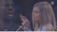 All Star, Draymond Green, and Memes: 1 year ago today, Fergie singing the National Anthem at the 2018 NBA All-Star game and the priceless reactions from Draymond Green, the players and a few celebs. https://t.co/zcwxGTSha1