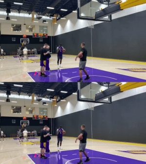RT @ali_behpoornia: LeBron James working on his free throws https://t.co/56suhj0CsT: 10:00  ITE  WILEES   10:00  KITE  PURP  WILKES RT @ali_behpoornia: LeBron James working on his free throws https://t.co/56suhj0CsT