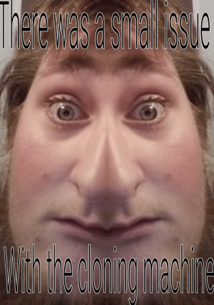 Mirrored face memes are a bit outdated: 10  10 Mirrored face memes are a bit outdated