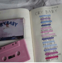 Ok but... there's only like 4 colors (still aesthetic tho) [and if you're reading this from the explore page pls follow my acc is pretty litty] - melaniemartinez crybaby littlebodybigheart: 10/21/16  CRY BABY  CRY BABY  SIPPY CUP  CAROUSEL  ALPHABET BO  SOAP  TRAINING WHEELS  PITY PARTY  TAG, YOU'RE IT  MILK & COOKIES  PA HER  MRS POTATO HEAD  MAD HATTER Ok but... there's only like 4 colors (still aesthetic tho) [and if you're reading this from the explore page pls follow my acc is pretty litty] - melaniemartinez crybaby littlebodybigheart