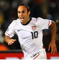 Fifa, Memes, and 🤖: 10  alfnd Happy 35th birthday to @landondonovan10! The former @ussoccer midfielder won 157 caps, played in three FIFA World Cups and is the country's all-time leading scorer with 57 goals. HappyBirthday Donovan USA USMNT WorldCup legend @lagalaxy