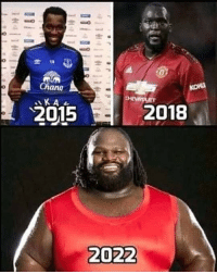 Lukaku always growing as a player 😂👌🌭 Troll Lukaku Future: -10  Chang  KA  KOH  2015  2018  2022 Lukaku always growing as a player 😂👌🌭 Troll Lukaku Future