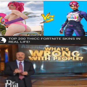 f1cc9193c00e Bailey Jay, Life, and Time: 10 FORTNITE WORLD TOP 200 THICC FORTNITE SKINS