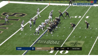 Memes, New Orleans Saints, and Goal: 10  FOX CHAMPIONSHIP  1ST&GOAL  RAMS  O SAINTS  6 1st 1:40 20 1st & Goal What a time for your first catch of the year.  5-yard TD grab for Garrett Griffin! #HomeInTheDome #NFLPlayoffs  📺: #LARvsNO on FOX https://t.co/mJFZ2Hgd6e