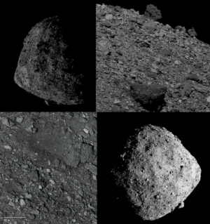 Tumblr, Blog, and Earth: 10 m space-pics:This is Asteroid Bennu. It's 500 meters wide. Its peppered with huge boulders. It revolves around the Sun every 1.2 years and every 6 years it comes very close to earth. There's a 1 in 2,700 chance of it impacting us between the year 2175-2199.