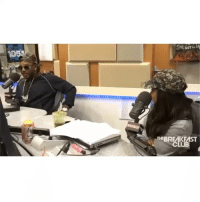 Club, Dildo, and Memes: 10  THEBREAKEAST  CLUB Camron talks the time he saw a dildo in Mase's bathroom and Mase's claim that he stole from JuelzSantana (via @power1051)
