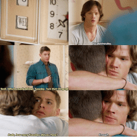 Dude, Love, and Memes: 10  WE  7  SAVINGDEAN  ts Wednesday.  3  Yeah. Whichusuallyfollows Tuesday, Turn that thingof  Dude, howimany Tuesdays did you have?  Enough ONE OF THE BEST EPISODES OF ALL TIME and I really love Sam in it ( which I usually don't )😩😍 - WRITE ' heat of the ' and press the middle word suggestion button 💓 - [ spn supernatural spnfamily jensenackles jaredpadalecki wincest j2 deanwinchester jaredpadalecki mishacollins ]