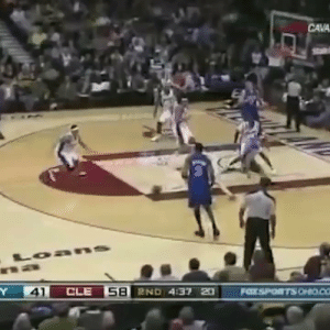 10 years ago today, Delonte West & LeBron connected on this sick reverse alley-oop after the whistle!    https://t.co/nNLranQnXu: 10 years ago today, Delonte West & LeBron connected on this sick reverse alley-oop after the whistle!    https://t.co/nNLranQnXu