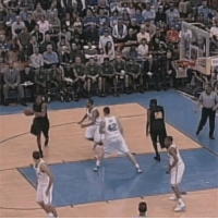 """Dunk, Kevin Love, and Love: 10 years ago today, Russell Westbrook killed an Oregon defender with this dunk of the year nominee!   """"You can't take charges on him because he's going to vertical & dunk on you."""" - Teammate Kevin Love.  https://t.co/oB9ZuLZMcd"""