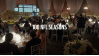 Behind the scenes of a historic #NFL100 commercial. 🙌🏈 https://t.co/h32Z0gANvd: 100 NFL SEASONS Behind the scenes of a historic #NFL100 commercial. 🙌🏈 https://t.co/h32Z0gANvd