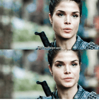 Memes, 🤖, and Bone: 100 SCENE  Well that went well. [4x02] It's just me or her bone structure is insane?? — Cau • • the100 thehundred octaviablake marieavgeropoulos 100scene4x04