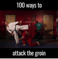 This is how you 'low blow' like a kung fu master! 👀😂👊  by Master Ken: 100 ways to  attack the groin This is how you 'low blow' like a kung fu master! 👀😂👊  by Master Ken