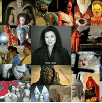 Academy Awards, JLo, and Memes: 1000  Filmtrivial Up until her death, Japanese art director, costume and graphic designer (Eiko Ishioka) worked on every film directed by Tarsem Singh. The Cell starring Jennifer @jlo Lopez, The Fall starring Lee Pace, Immortals starring Henry @henrycavill Cavill & Freida @freidapinto Pinto and Mirror Mirror starring Julia Roberts ◆ She was handpicked by Francis Ford Coppola to be the costume designer for Bram Stoker's Dracula after he saw a Japanese poster of his film (Apocalypse Now) which was made by her. She was originally supposed to just be the art director on Dracula but when Coppola saw her sketches and learned that she was also a costume designer- he made her the costume designer for the film ◆ She won the Academy Award for Best Costume Design for her work on (Bram Stoker's Dracula) and was posthumously nominated for an Academy Award in the same category for her work in Mirror Mirror ◆ Ishioka's work is included in museums throughout the world, including the (Museum of Modern Art) in New York ◆ She also did costume design for the 1985 film Mishima: A Life in Four Chapters, 1991's (Closet Land) starring Madeleine Stowe and Alan Rickman, And the 2007 film (Theresa: The Body of Christ) ◆ Ishioka died of pancreatic cancer in Tokyo, Japan on January 21, 2012. She married her companion (Nicholas Soultanakis) in the hospital a few months before her death. Movies Films Trivia Cinephiles Cinema SetDesign MovieProduction Directors Cinematography MovieMaking FilmIndustry Actors Actresses FilmCommunity BehindTheScenes FunFacts FilmMaker TheMoreYouKnow Directing MotionPictures Filmset ArtDirector CostumeDesign CostumeDesigner ArtDirectors GraphicDesigner CostumeDrama CostumeDepartment PeriodPiece PeriodDrama