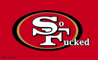 BREAKING: The San Francisco 49ers have released a new logo mid-game vs the Cardinals.: NFL MEMES  ucked BREAKING: The San Francisco 49ers have released a new logo mid-game vs the Cardinals.