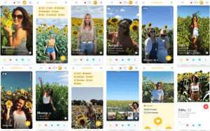Music, Reggae, and Stalking: 101  bumbledate-  bumble date-  10+  10+  Want someday  Graduate degree  Socially  None  &Pisces  Ashten 25  Jess 27  Matasha 30  eGriffith University  Hi l'mJess  Carly 33  For further stalking Insta;  Jessdorahy O:  Hairdresser at Awesome Hair..  t Lives in Gold Coast  km away  km away  km away  X  Rachael, 26  bumble date  bumble date  bumble date-  9Socially  Cancer  Want someday  Spiritual  Kelsey2s  518 Instogram Photos  Gold Coast  SiMo, 32  Mareta 32  5.0 km away  We Luv Reggae Music  lim Mori  eMareta  35 km away  i  33 km away  X  X  Vicki, 32  el Can someone give me directions to this sunflower field with all the single ladies in it?