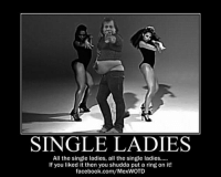 WOW 5,000 Comments on that picture? I think that's a record!!! You guys are hilarious, I love the MexWOTD family, great sense of humor! Thanks to Mike Galindo for doing the PhotoChop on this picture and sending it to me!!: SINGLE LADIES  All the single ladies, all the single ladies.....  If you liked it then you shudda put a ring on it!  facebook.com/MexWOTD WOW 5,000 Comments on that picture? I think that's a record!!! You guys are hilarious, I love the MexWOTD family, great sense of humor! Thanks to Mike Galindo for doing the PhotoChop on this picture and sending it to me!!