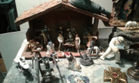 Not D&D but this'll be my nativity scene this year.  -Law: C, Not D&D but this'll be my nativity scene this year.  -Law