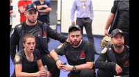 Joanna Jedrzejczyk's teams reaction when Rousey got knocked out by Holly Holm: FC Joanna Jedrzejczyk's teams reaction when Rousey got knocked out by Holly Holm