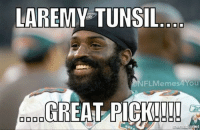 Ricky Williams approves!!! Like Our Page NFL Memes: LAREMY TUNSIL  FLMemes4You  a  mematic net Ricky Williams approves!!! Like Our Page NFL Memes
